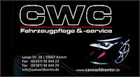 Logo des Unternehmens Car world Center