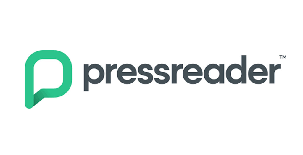Logo des PressReaders